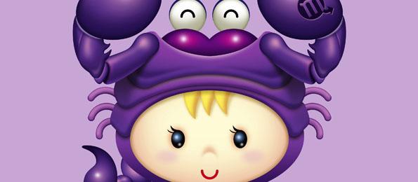 Moneo » zverokruhoviny » dieťa škorpión - charakteristika